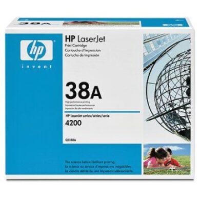 HP Q1338A (38A) - originální - Černá na 12000 stran(011-00710)