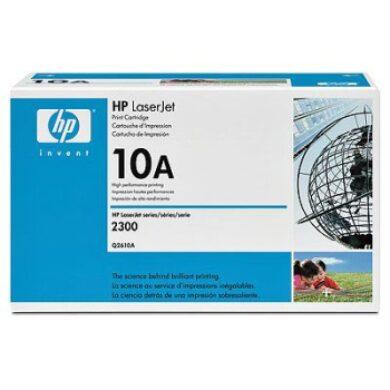 HP Q2610A (10A) - originální - Černá na 6000 stran(011-00730)