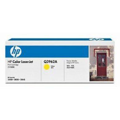 HP Q3962A (122A) - originální - Yellow na 4000 stran(011-01052)