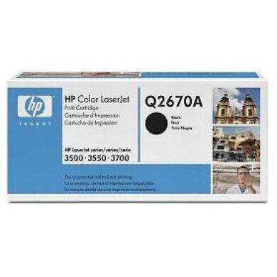 HP Q2670A (308A) - originální - Černá na 6000 stran(011-01060)