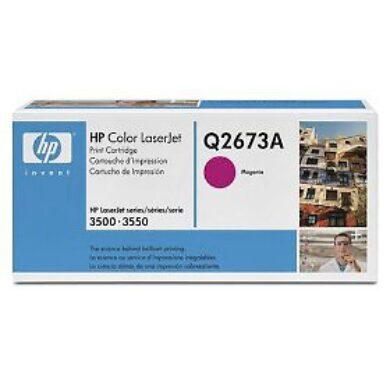 HP Q2673A (309A) - originální - Magenta na 4000 stran(011-01063)