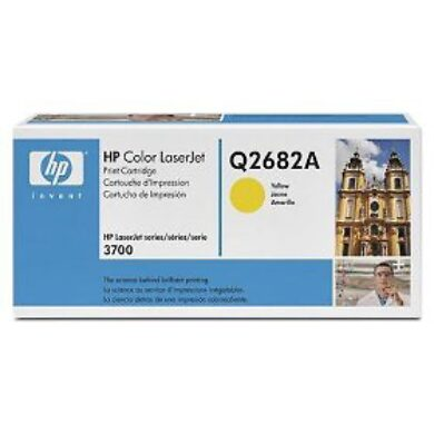 HP Q2682A (311A) - originální - Yellow na 6000 stran(011-01066)