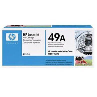 HP Q5949A (49A) - originální - Černá na 2500 stran(011-01090)
