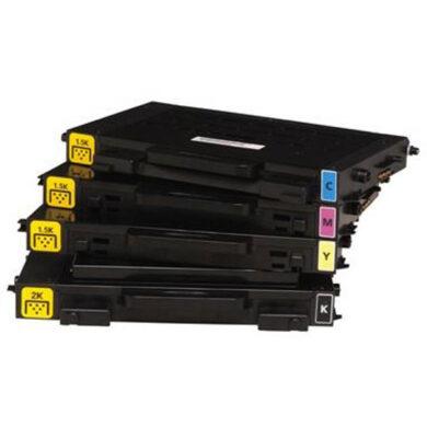 Samsung CLP-500D7K - originální - Černá na 7000 stran(011-01130)