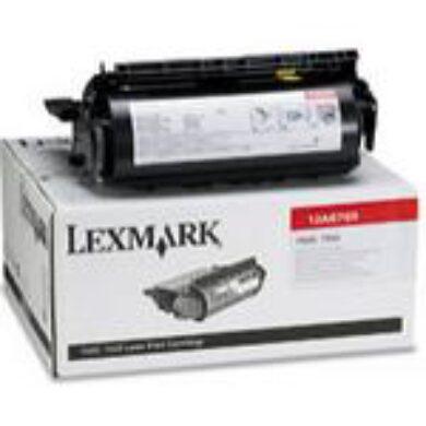 Lexmark 12A6865 RETURN - originální - Černá velkoobjemová na 30000 stran(011-01160)