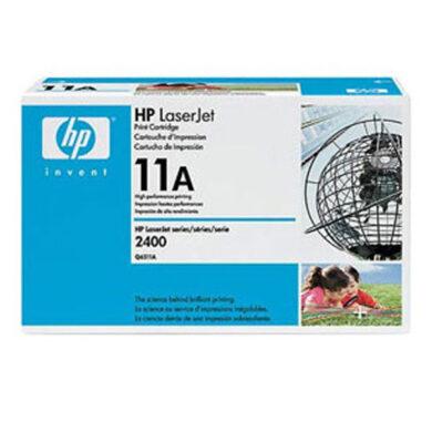 HP Q6511A (11A) - originální - Černá na 6000 stran(011-01180)