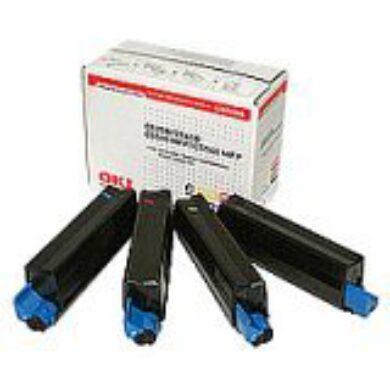OKI 42127455 (toner-M-C5250-5K) - originální - Magenta HC na 5000 stran(011-01332)