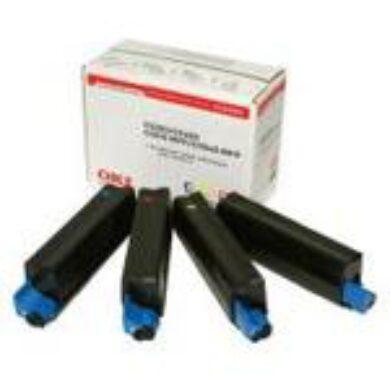 OKI C5250HC-4 BK/C/M/Y  C2550/5450 sada - originální(011-01335)