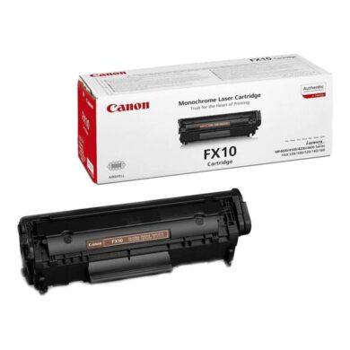 Canon FX-10 - originální - Černá(011-01340)