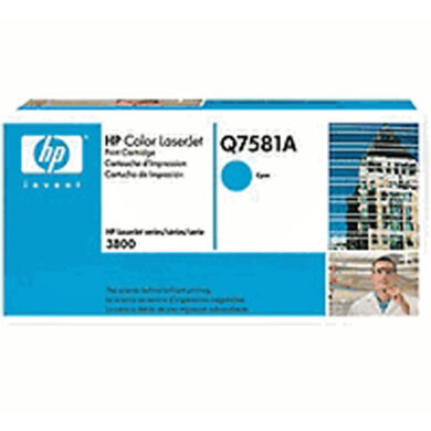 HP Q7581A (503A) - originální - Cyan na 6000 stran(011-01425)