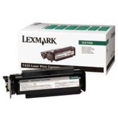 Lexmark 12A7410 RETURN - originální - Černá na 5000 stran(011-01490)