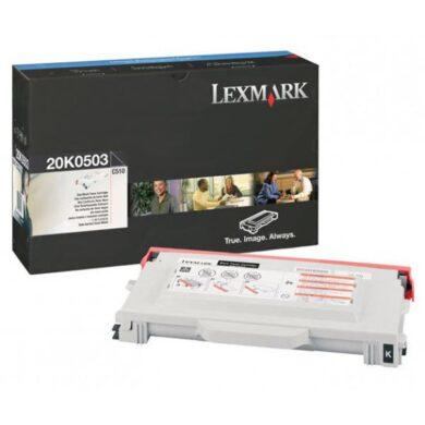 Lexmark 20K0503 - originální - Černá na 5000 stran(011-01500)