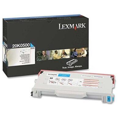 Lexmark 20K0500 - originální - Cyan na 3000 stran(011-01501)