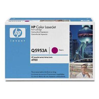 HP Q5953A (643A) - originální - Magenta na 10000 stran(011-01543)