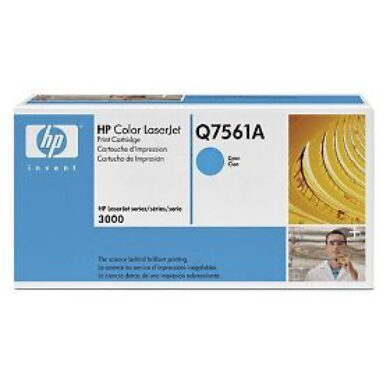 HP Q7561A (314A) - originální - Cyan na 3000 stran(011-01601)