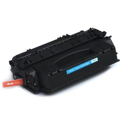 HP Q7553X (53X) / Canon CRG 715H - kompatibilní - Černá na 7000 stran(011-01616)
