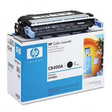 HP CB400A (642A) - originální - Černá na 7500 stran(011-01860)