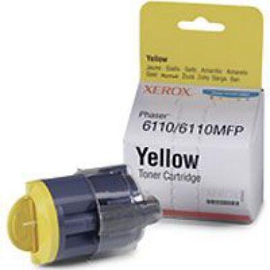 Xerox 106R01204 YE pro Phaser 6110, 1K toner - originální(011-01911)