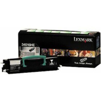Lexmark 34016HE RETURN - originální - Černá velkoobjemová na 6000 stran(011-01990)