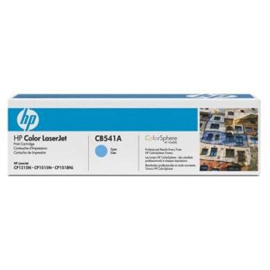 HP CB541A (125A) - originální - Cyan na 1400 stran(011-02051)