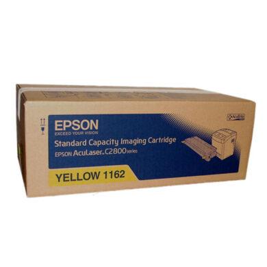 Epson S051162 YE pro AL2800 2K yellow toner(011-02078)
