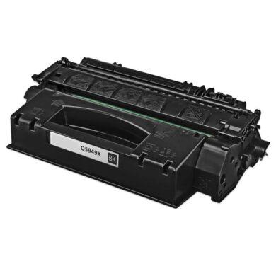 HP Q5949X (49X)/Q7553X - kompatibilní - Černá 6000 str. (Canon CRG708H/CRG715H)(011-02109)
