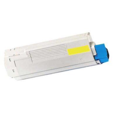 OKI C5850-YE (43865721) - kompatibilní - Yellow na 6000 stran(011-02208)