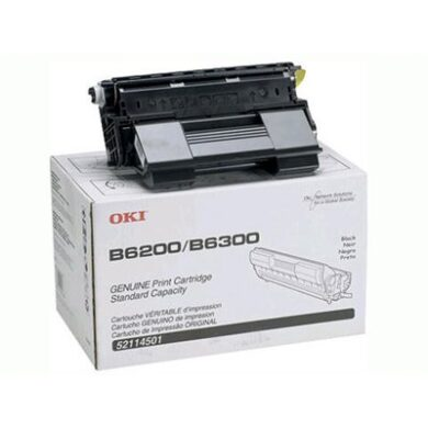 OKI 09004078 (PRINT-CART-B6200 / 6300) - originální - Černá na 11000 stran(011-02210)