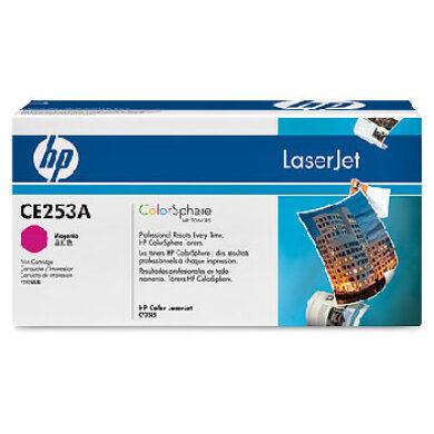 HP CE253A (504A) - originální - Magenta na 7000 stran(011-02273)