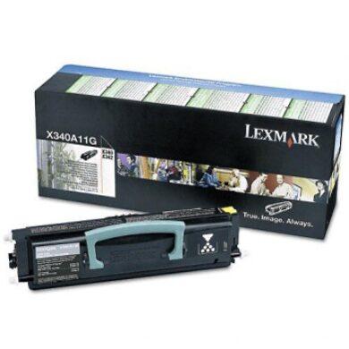 Lexmark X340A11G RETURN - originální - Černá na 2500 stran(011-02280)