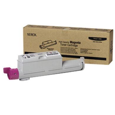 Xerox 106R01219 MA pro Phaser 6360, 12K toner magenta - originální(011-02317)