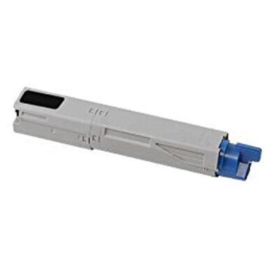 OKI 43459332 (toner-HC-K-C3450) - kompatibilní - Černá HC na 2500 stran(011-02345)