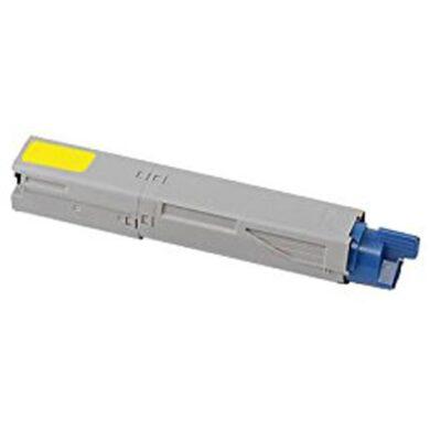 OKI 43459329 (toner-HC-Y-C3450) - kompatibilní - Yellow HC na 2500 stran(011-02348)