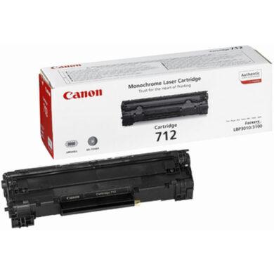 Canon Cartridge 712 - originální - Černá(011-02350)