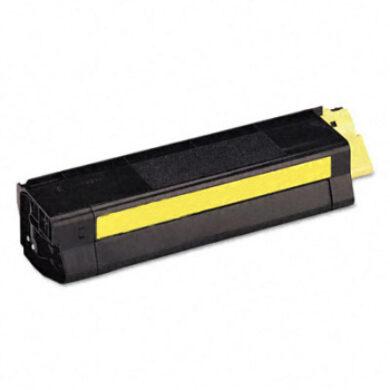 OKI 42127405 (toner-Y-HC-C5100) - originální - Yellow HC na 5000 stran(011-02413)