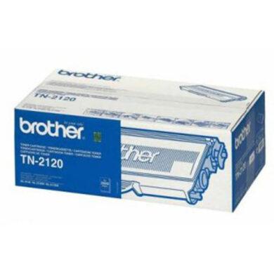 Brother TN-2120 - originální - Černá velkoobjemová na 2600 stran(011-02430)