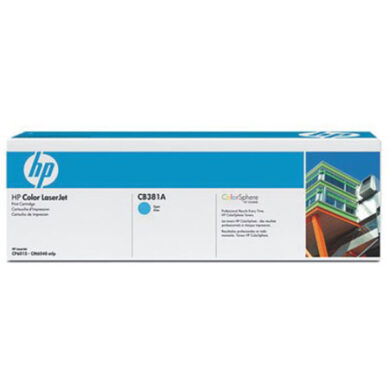 HP CB381A (824A) - originální - Cyan na 21000 stran(011-02621)