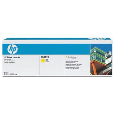 HP CB382A (824A) - originální - Yellow na 21000 stran(011-02622)