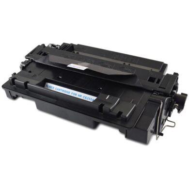 HP CE255A (55A) - kompatibilní - Černá na 6000 stran(011-02631)
