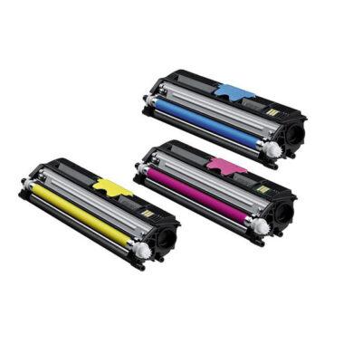 Minolta magicolor 1600/1650/80/90 - originální - Sada barev (CMY) na 2500 stran(011-02645)