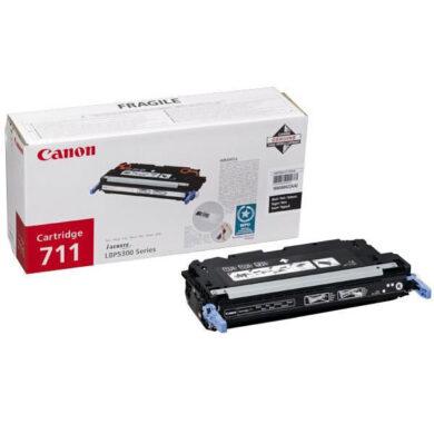Canon Cartridge 711 Bk - originální - Černá na 6000 stran(011-02800)