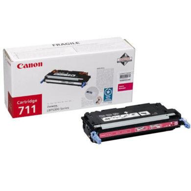 Canon Cartridge 711 Ma - originální - Magenta na 6000 stran(011-02802)
