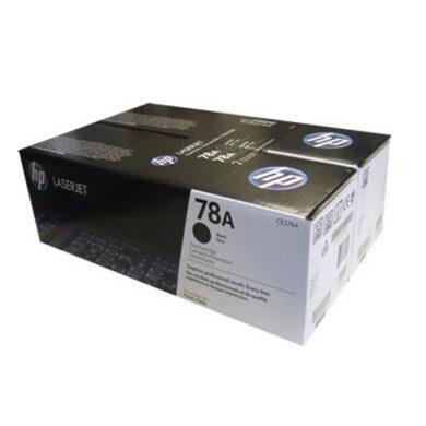 HP CE278AD (78A) - originální - Černá - Sada multipack na 4200 stran(011-02831)