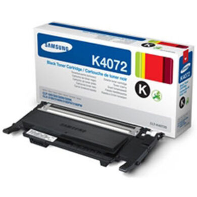 Samsung CLT-K4072S - originální - Černá na 1500 stran(011-02950)