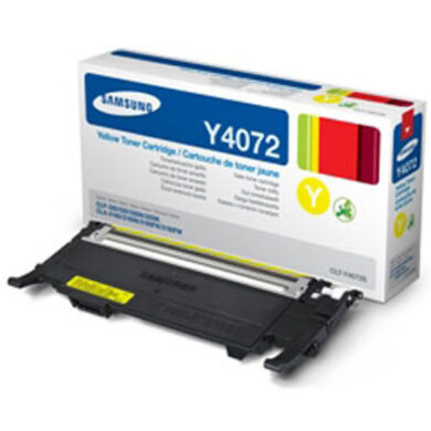 Samsung CLT-Y4072S - originální - Yellow na 1000 stran(011-02953)