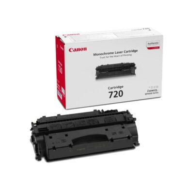 Canon Cartridge 720 - originální - Černá(011-02980)
