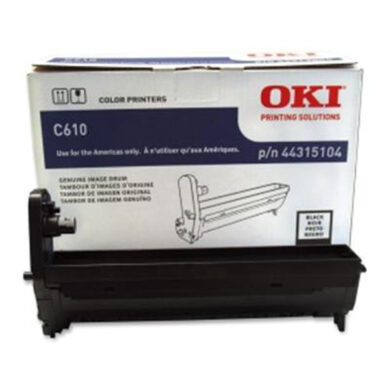 OKI 44315108 (EP-CART-K-C610) - originální - Fotojednotka BK na 20000 stran(011-03015)