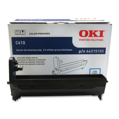 OKI 44315107 (EP-CART-C-C610) - originální - Fotojednotka CY na 20000 stran(011-03016)
