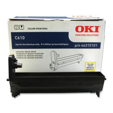 OKI 44315105 (EP-CART-Y-C610) - originální - Fotojednotka YE na 20000 stran(011-03018)