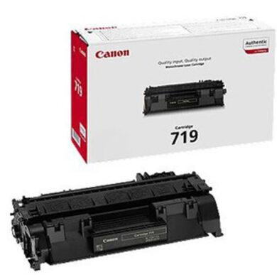 Canon Cartridge 719 - originální - Černá na 2100 stran(011-03070)